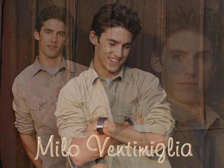 Fonds d'écran Célébrités Homme Milo Ventimiglia Milo Ventimiglia
