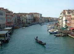 Fonds d'écran Voyages : Europe Venise- Rialto