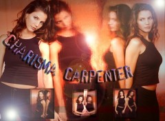 Fonds d'écran Séries TV Charisma Carpenter