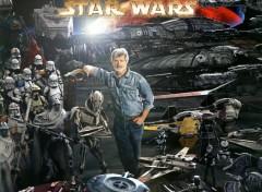 Fonds d'écran Cinéma Star Wars & Lucas