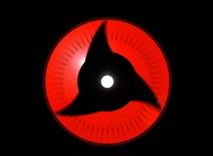 Fonds d'écran Manga Ruthay Naruto Mangekyou Sharingan 01