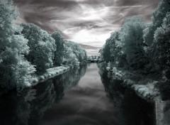 Fonds d'écran Nature Canal du midi