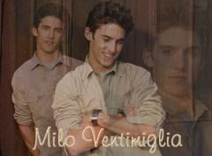 Fonds d'écran Célébrités Homme Milo Ventimiglia
