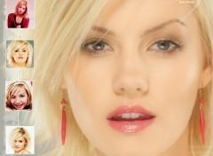 Fonds d'écran Célébrités Femme 'Lisha