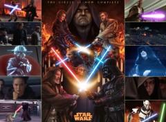 Fonds d'écran Cinéma Star Wars Episode III