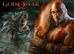 Wallpapers Video Games God Of War - 1