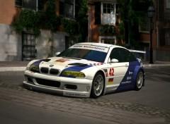 Fonds d'écran Voitures BMW M3