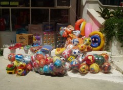Fonds d'écran Objets Ballons