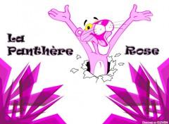 Fonds d'écran Dessins Animés la panthère rose