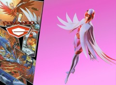 Wallpapers Comics Battle Of The Planets