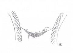 Wallpapers Art - Pencil souris_01