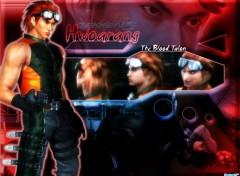 Fonds d'écran Jeux Vidéo Tekken 5_Hwoarang