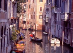 Fonds d'écran Voyages : Europe Vénise romantique