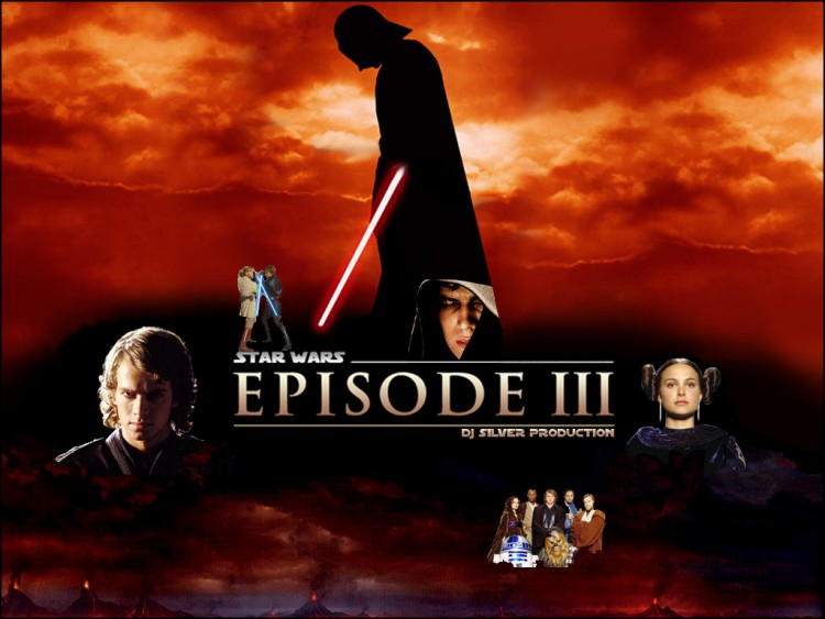 Wallpapers Movies Wallpapers Star Wars Episode Iii Revenge Of The Sith Star Wars Iii By Djsilver Hebus Com