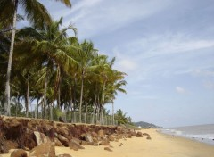 Wallpapers Nature Plage de Guyane