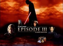 Fonds d'écran Cinéma Star Wars III