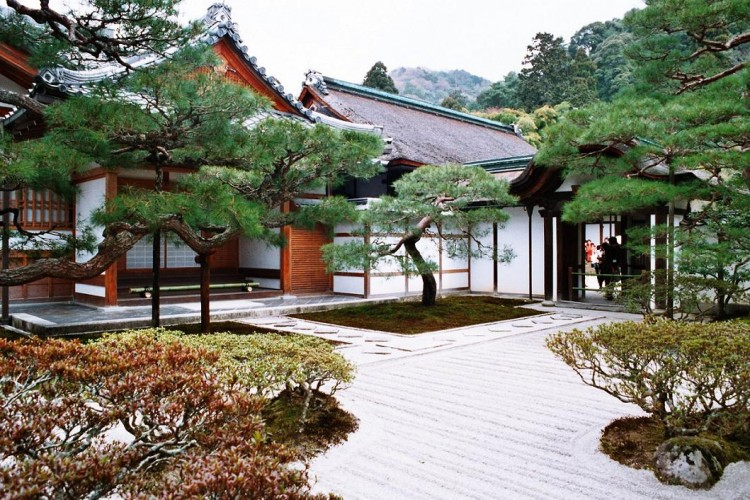 Fonds d'écran Voyages : Asie Japon Jardin zen