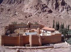 Wallpapers Trips : Africa Monastère Sainte Catherine, Sinaï, Egypte