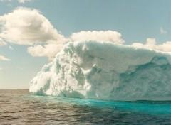 Fonds d'écran Nature glacier