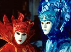 Fonds d'écran Voyages : Europe Venise- masque