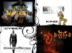 Fonds d'écran Jeux Vidéo wallcyberking 3