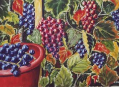 Wallpapers Art - Painting Vendanges
