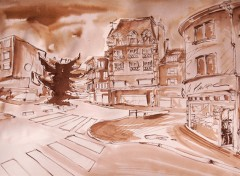 Fonds d'écran Art - Peinture valenciennes