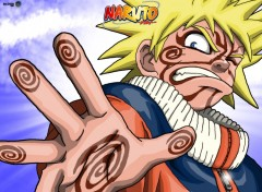 Fonds d'écran Manga Naruto prend la pause