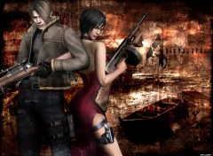 Wallpapers Video Games Resident Evil 4 - 04