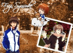 Fonds d'écran Manga le prodige