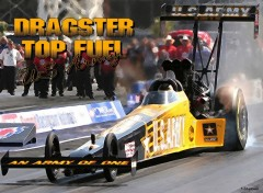 Wallpapers Cars Dragster (U.S. Army)