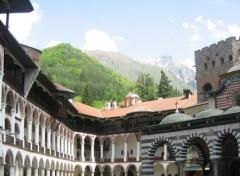 Wallpapers Trips : Europ Rila Monastery_7