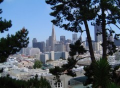 Wallpapers Trips : North America San Francisco from Russian Hill