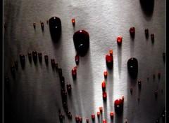 Photos Abstrait - Art Black Pearl .