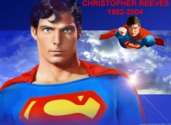 Fonds d'écran Cinéma Christopher Reeves - Superman