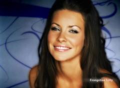 Fonds d'écran Célébrités Femme Evangeline Lilly