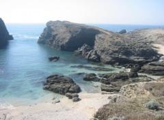 Fonds d'écran Voyages : Europe Belle ile en mer. Pointe des Poulains