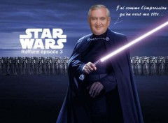 Wallpapers Humor Raffarin épisode 3