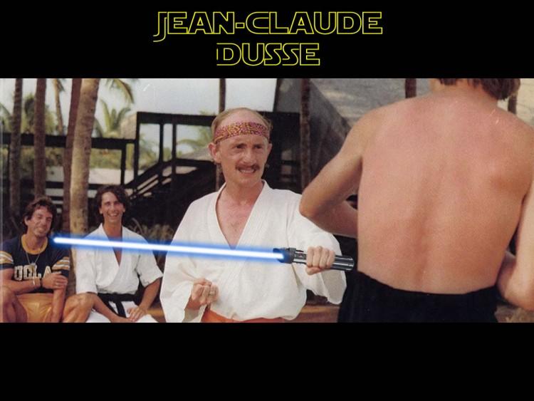 Fonds d'écran Humour Parodies Jean-Claude Dusse