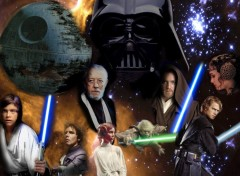 Fonds d'écran Cinéma Star Wars sixologie