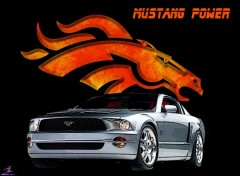 Wallpapers Cars Mustang Power