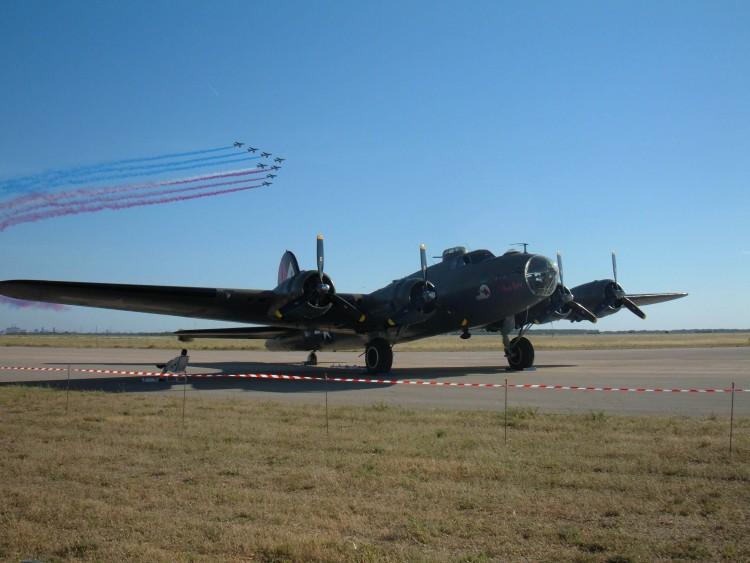Fonds d'écran Avions Divers B-17