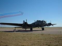 Fonds d'écran Avions B-17