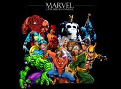 Wallpapers Comics Marvel - Super Heroes Universe