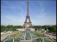 Wallpapers Trips : Europ La Tour Eiffel par Yoshisan