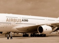 Wallpapers Planes A380