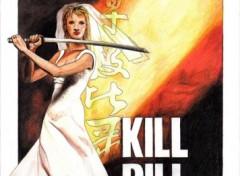 Fonds d'écran Art - Crayon Kill Bill vol.2