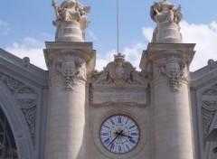 Fonds d'écran Voyages : Europe Gare de Tours