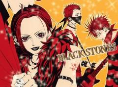 Fonds d'écran Manga Nana - Black Stones