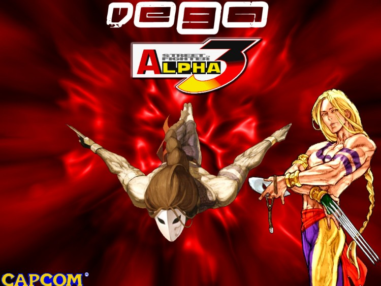 Wallpapers Video Games Wallpapers Street Fighter Vega Alpha 3 By